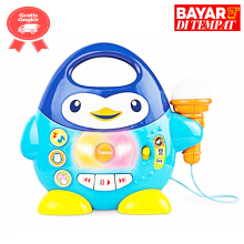 tomindo winfun penguin music player