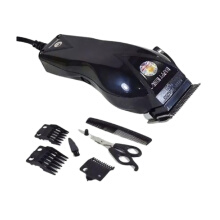 Happy King Alat Cukur Hair Clipper - HK900 Hitam Black