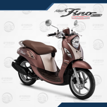 YAMAHA All New FINO Premium Bluecore 125
