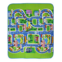 [COZIME] For Kid Play Toy Creeping Mat Children in Developing Carpet Baby In Foam Rug Multi-Color  130*160*0.5cm