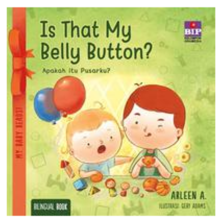 My Baby Reads!-Is That My Belly Button? - Arleen A - 9786024831707