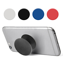 1Pcs Color Random Creative Retractable Airbag Pasted Multifunctional Mobile Phone Stand 360 Degree Rotation Phone Holder