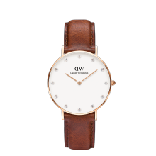 Daniel Wellington Classy St Mawes 34mm Rose Gold