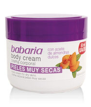 BABARIA ALMOND BODY CREAM 250ML Others small