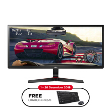 LG 29UM69G 29 inch 21:9 Ultra Wide FreeSync Full HD IPS Gaming Monitor (HDMI & Display Port)