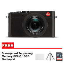 Leica D-LUX (Typ 109) Digital Camera Paket 2