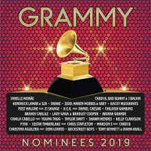 wali shop Grammy Nominees 2019 CD - Various Artist