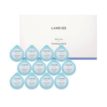 Laneige White Dew Purifiying Mask 12pcs / box
