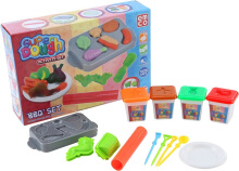 EMCO Super Dough Activity Set BBQ Set 6130