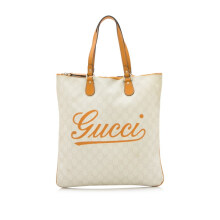 Pre-Owned Gucci GG Canvas Tote