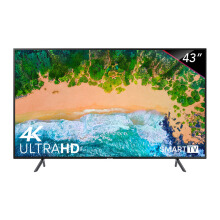 SAMSUNG Smart LED TV 43 Inch 4K UHD Digital - 43NU7090 (2018)