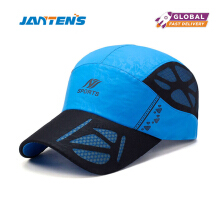 Jantens high quality fashion baseball cap women youth hip hop cap  B65 Blue f66e82c388