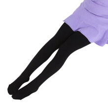 SiYing fashion Children's dance socks cotton anti-pilling girls socks