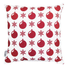 GLERRY HOME DECOR Christmas Lights Cushion  - 40x40Cm
