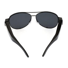 [kingstore] Eyewear Video Recorder Sunglasses Photographed Camera Black