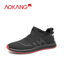 Aokang Sneakers Shoes For men Trainers Shoes Air Mesh Breathable Causual walking shoes
