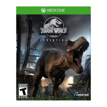 MICROSOFT Xbox One Game - Jurassic World Evolution