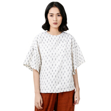 Yasmine Top in White White All Size