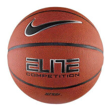 NIKE Acces Elite Competition 8P 07 Amber/Black/Metallic - Black/Metallic Silver/Black [7] N.KI.05.855.07