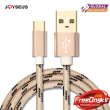 JOYSEUS USB Type C Cable For Xiaomi Huawei Oppo VIVO Samsung A8 Note 8 S8 9 Plus Smart phone