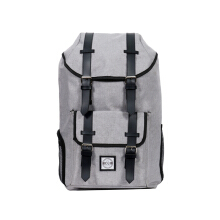 The X Woof Ransel Anti Air Lifestyle Tpack-E 1.0 Poliester Grey Grey