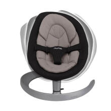 Nuna Leaf Grow Baby Bouncer Midnight
