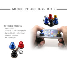 AyoBelanja - Satoo Mobile Phone Joystick 2 / Gaming / Mobile Legend