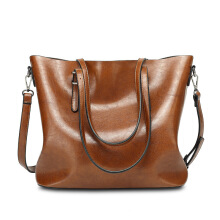 SiYing Simple and versatile large capacity female shoulder Messenger bag