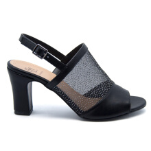 FLY SHOES Pamela 7265 Black