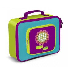 [free ongkir]Crocodile Creek Lunch Box - Flowers