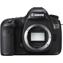 Canon EOS 5DS Body Only - Black