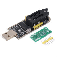 [COZIME] 25 SPI Series 24 EEPROM CH341A BIOS Writer Routing LCD Flash USB Programmer Others