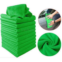 Farfi Large Microfibre Cleaning Auto Car Detailing Cloths Wash Duster Towel as the pictures