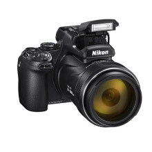 Nikon COOLPIX P1000 Digital Camera Black