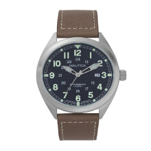 NAUTICA Battery Park Men Watches - Brown