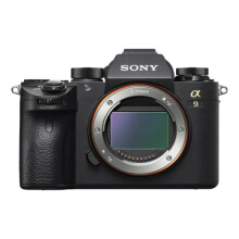 Sony Alpha A9 Body Only Black