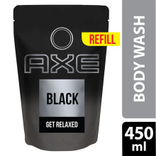 AXE Body Wash Black Pouch 450ml