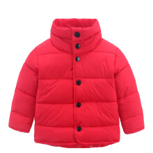 Anamode Kids Winter Coat Cotton Down Jacket Stand Collar Windproof Down Coat -