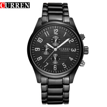 CURREN 8046 Watches  Men quartz Top Brand Luxury Military male Watches Men Sports army Watch Waterproof Relogio Masculino