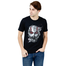 MARVEL Antman Tee Ant W28 - Black