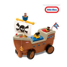 Little Tikes Play n Scoot Pirate Ship