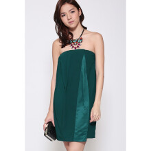 Kivy Tube Dress - Green