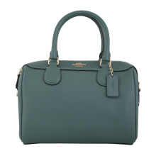 COACH F32202 Bennet Mini Satchel Xgrain [COA01849B] Green