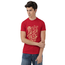 STYLEBASICS Imlek Joy Chinese Icon - Red