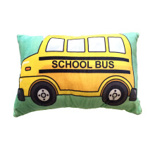 Bless Toys Bantal School Bus Picture Berwarna - BTBU0001