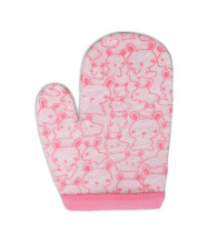 Lusty Bunny Washlap Tangan Pink WH-3580