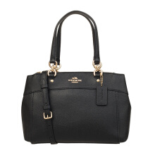 Coach Women's Killer Black Shoulder Messenger Bag F25395IMBLK