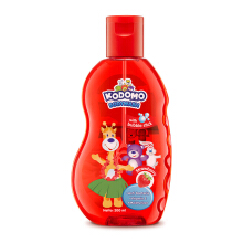KODOMO Body Wash Botol Gel Strawberry - 200ml