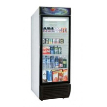 GEA EXPO-480 Display Cooler Showcase 480 Liter - Silver Silver
