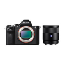 SONY Alpha A7 II + SONY FE 55mm f/1.8 ZA Sonnar T* (Special Package)